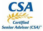 certified senior advisor logo