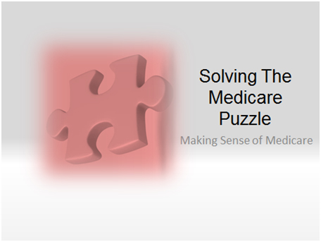 workshop solving the medicare puzzle